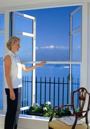 Retractable solutions windows gallery phantom screens for Phantom door screens prices